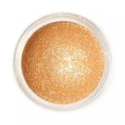 View the SPARKLING GOLD SuPearl Shine edible lustre dust icing colouring 3.5g online at Cake Stuff