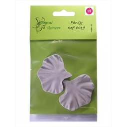 View the PANSY leaf real flower silicone veiner set 8049 online at Cake Stuff