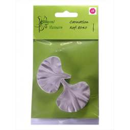 View the CARNATION petal real flower silicone veiner set online at Cake Stuff
