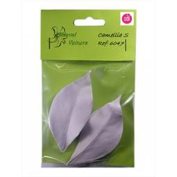 View the CAMELLIA S leaf real flower silicone veiner set 6047 online at Cake Stuff