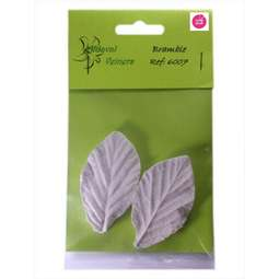 View the medium BRAMBLE M leaf real flower silicone veiner set 6007 online at Cake Stuff