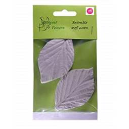 View the large BRAMBLE L leaf 6083 real flower silicone veiner set online at Cake Stuff