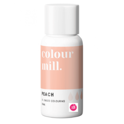 View the PEACH oil based concentrated icing colouring 20ml online at Cake Stuff