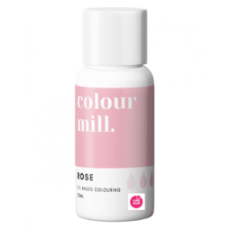 View the ROSE PINK oil based concentrated icing colouring 20ml online at Cake Stuff