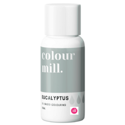 View the EUCALYPTUS oil based concentrated icing colouring 20ml online at Cake Stuff