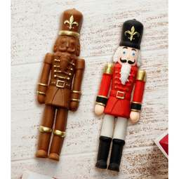View the THE NUTCRACKER silicone icing mould online at Cake Stuff