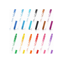 View the FULL SET ALL 13 Calligra icing colouring brush pens - bundle online at Cake Stuff