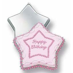 View the Star novelty cake tin / pan online at Cake Stuff
