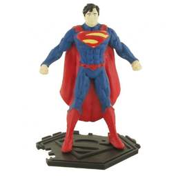 View the SUPERMAN figurine cake topper decoration - 100mm standing online at Cake Stuff