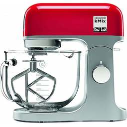View the kMix 1000W Stand Mixer KMX754RD - RED online at Cake Stuff