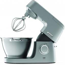 View the CHEF ELITE 1200W Stand Mixer KVC5100S - stainless steel online at Cake Stuff