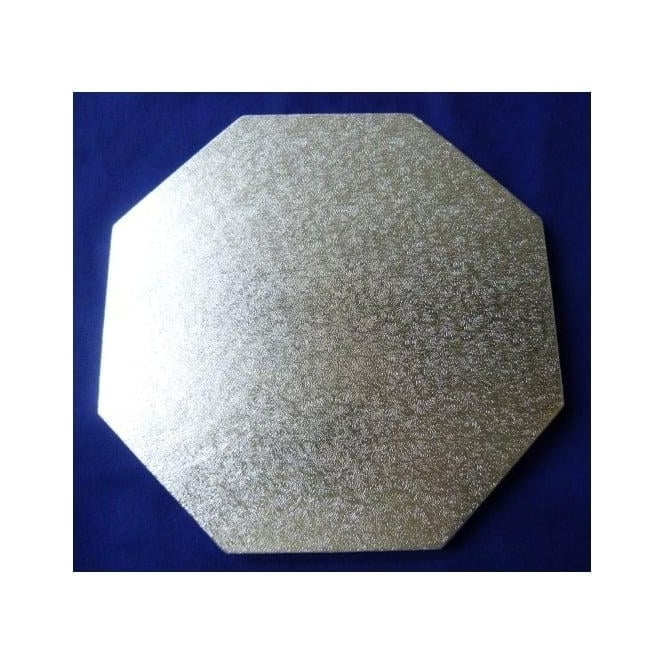"View the 10"" octagon cake board / drum online at Cake Stuff"