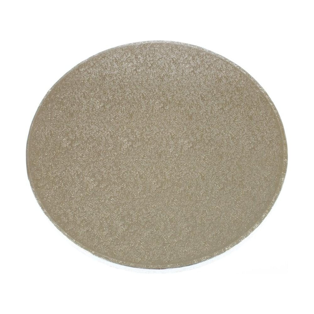 "View the 10"" round thick cake board / drum online at Cake Stuff"