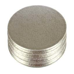 """View the 14"""" (5 pack) round thick cake boards / drums online at Cake Stuff"""