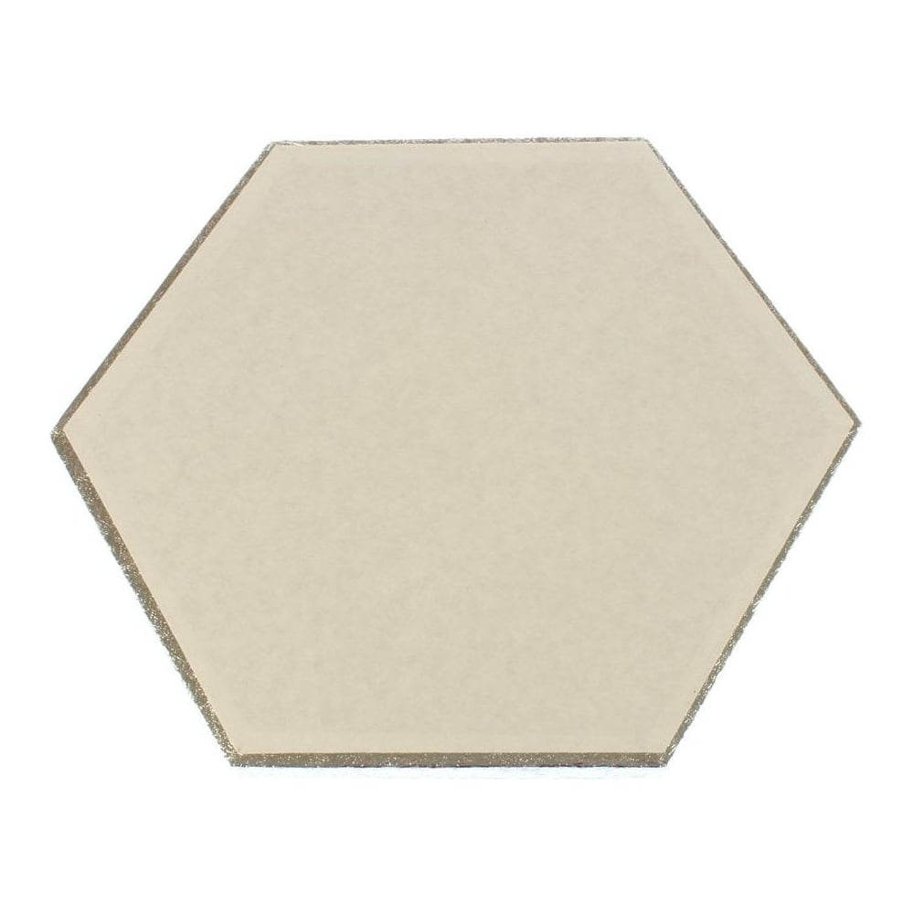 """View the 7"""" hexagon cake board / drum online at Cake Stuff"""