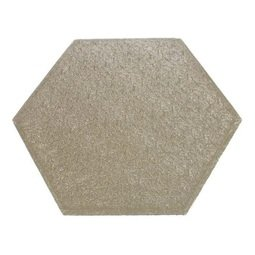 "View the 9"" hexagon cake board / drum online at Cake Stuff"