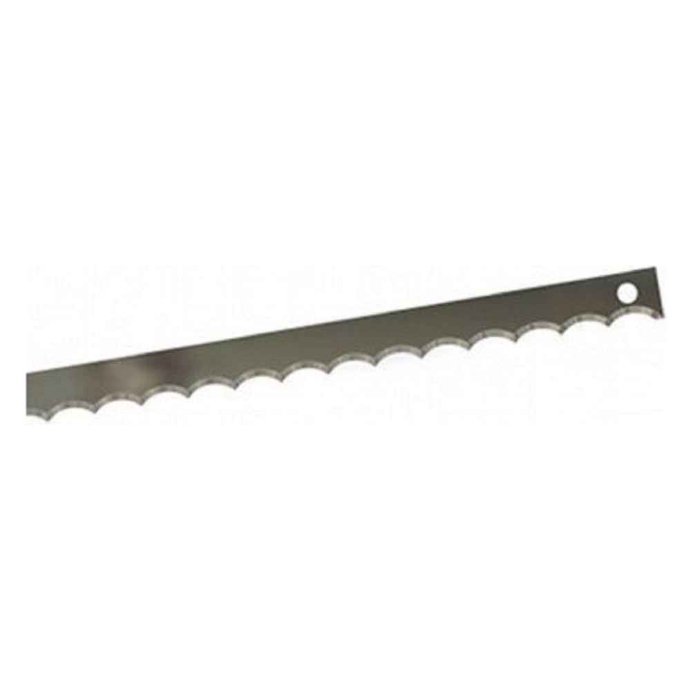 "View the Junior 12"" stainless steel replacement CAKE blade online at Cake Stuff"