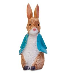 View the PETER RABBIT resin cake topper decoration online at Cake Stuff