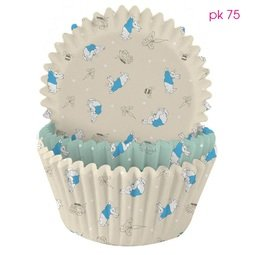 View the Peter Rabbit standard cupcake baking cases - pk 75 online at Cake Stuff