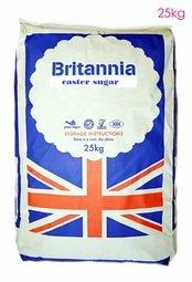 View the British caster sugar - 25kg online at Cake Stuff