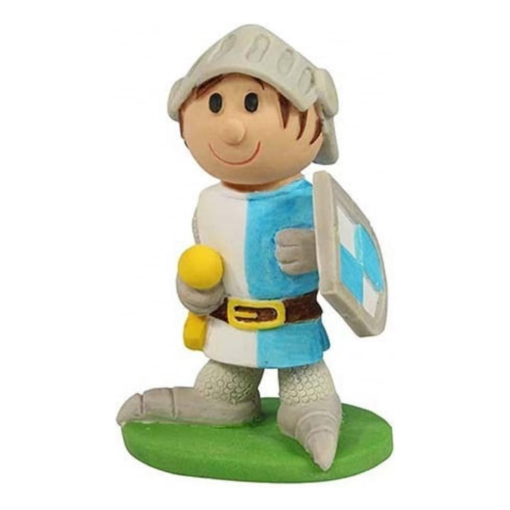 View the BRAVE KNIGHT gum paste cake topper decoration online at Cake Stuff