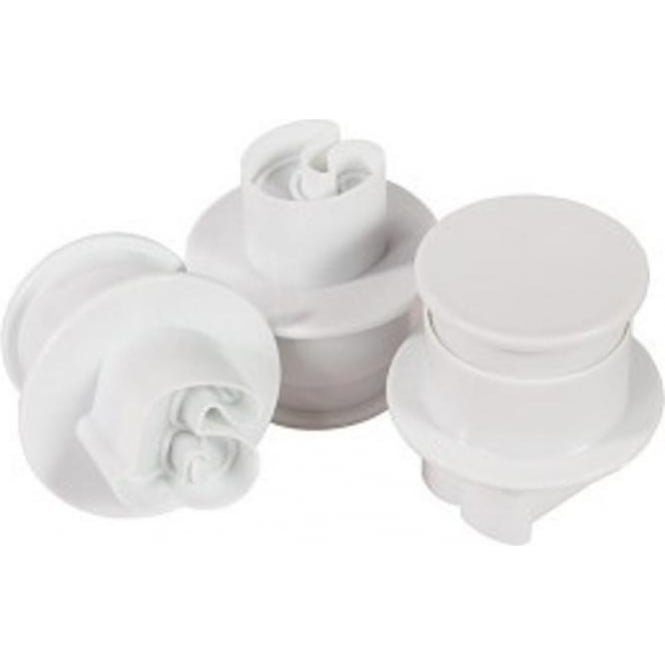 View the lower case Alphabet Push Easy icing plunger cutter set online at Cake Stuff