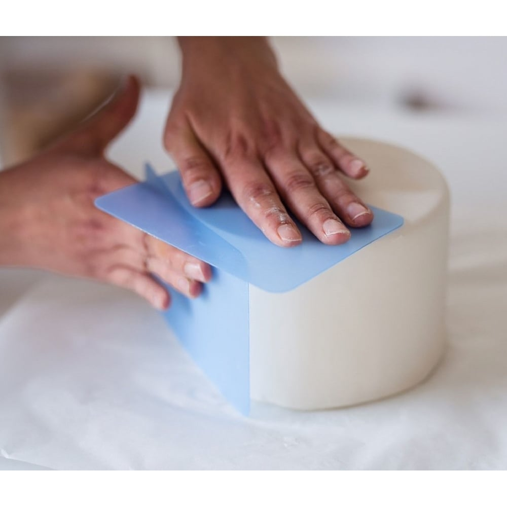 View the pack 6 Flexi Smoother icing smoothers online at Cake Stuff