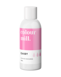 View the CANDY PINK oil based concentrated icing colouring 100ml online at Cake Stuff