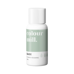 View the SAGE oil based concentrated icing colouring 20ml online at Cake Stuff