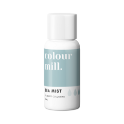 View the SEA MIST oil based concentrated icing colouring 20ml online at Cake Stuff