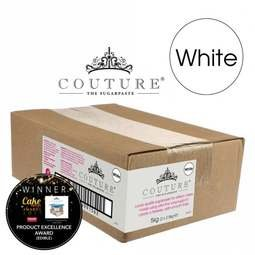 View the 5kg / 11lb WHITE luxury sugarpaste ready to roll fondant icing online at Cake Stuff
