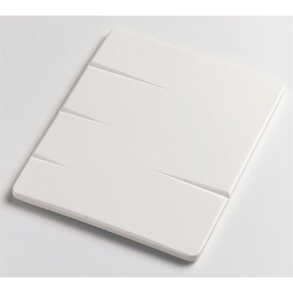 "View the 6"" white non-stick modelling VEINING board online at Cake Stuff"