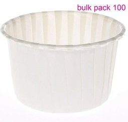 View the trade pk 100 IVORY cupcake cases baking cups online at Cake Stuff