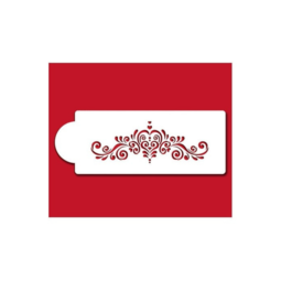 View the AMORE cake icing stencil online at Cake Stuff
