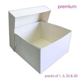 "View the 15"" premium cake transportation box & lid online at Cake Stuff"