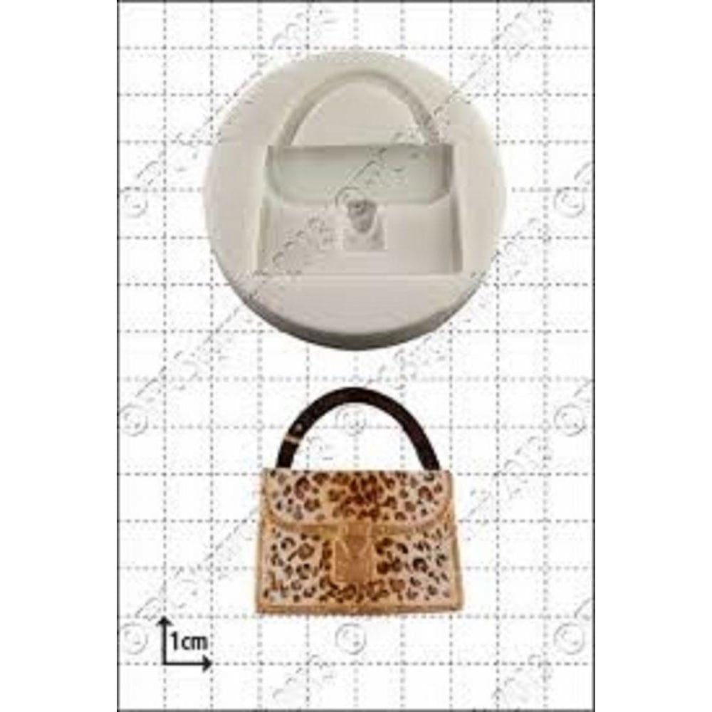 View the Handbag 2 silicone icing mould online at Cake Stuff