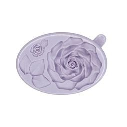 View the Large Rose Flowers silicone icing mould set online at Cake Stuff