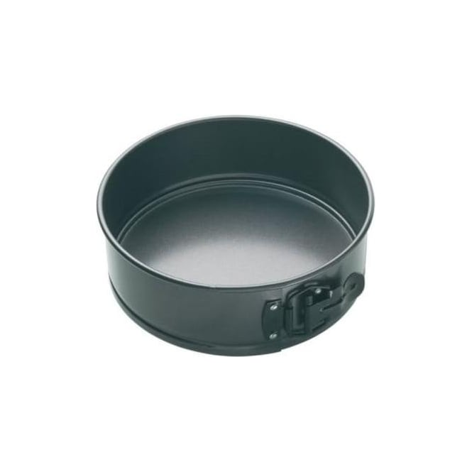 "View the 23cm / 9"" round non-stick loose base SPRING FORM cake tin online at Cake Stuff"
