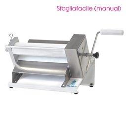 View the SFOGLIAFACILE professional manual sugarpaste sheeter online at Cake Stuff