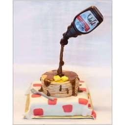 View the GRAVITY DEFYING CAKE support tube rod online at Cake Stuff