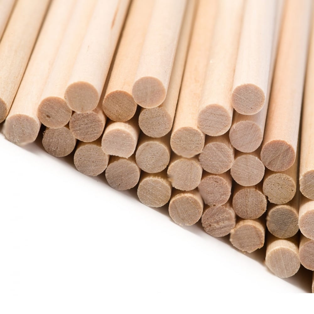 "View the 50 WOODEN 190mm / 7½"" cake pop lolly sticks online at Cake Stuff"