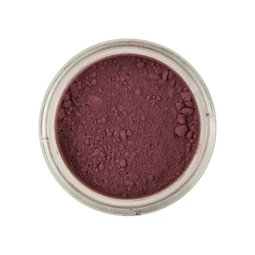 View the AUBERGINE Powder Colour 100% edible dust icing colouring 2g online at Cake Stuff