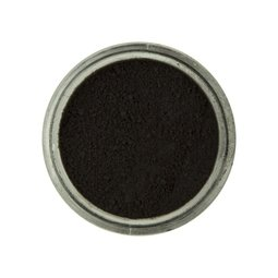 View the BLACK MAGIC Powder Colour 100% edible dust icing colouring 2g online at Cake Stuff