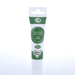 View the LEAF GREEN ProGel concentrated paste gel icing / food colouring 25g online at Cake Stuff