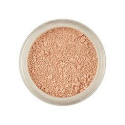 View the PALE TERRACOTTA Powder Colour 100% edible dust icing colouring 4g online at Cake Stuff