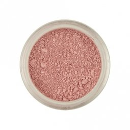 View the ROSE PINK Powder Colour 100% edible dust icing colouring 4g online at Cake Stuff