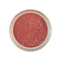 View the STRAWBERRY Powder Colour 100% edible dust icing colouring 4g online at Cake Stuff