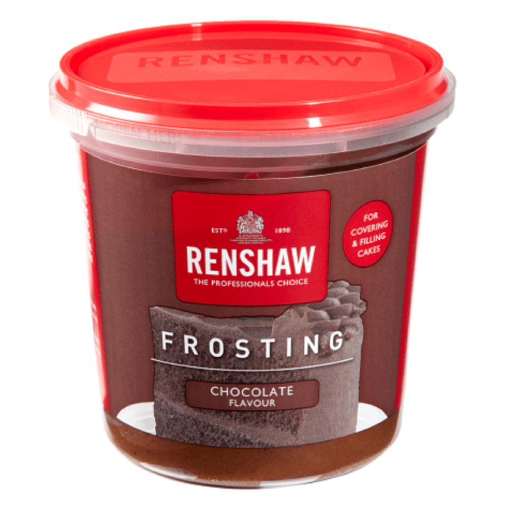 View the Chocolate Frosting - ready to use 400g online at Cake Stuff