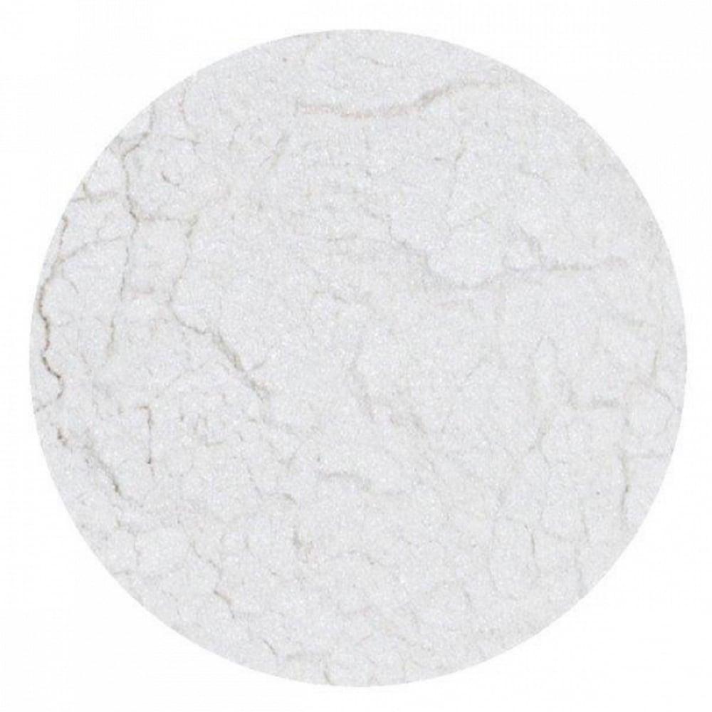 View the BRIDAL SATIN SUPER 10ml non-edible lustre metallic dust icing colour online at Cake Stuff