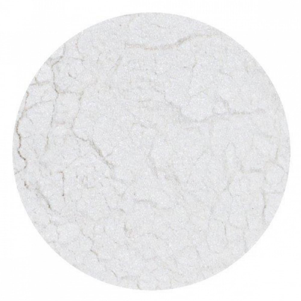 View the BRIDAL SATIN SUPER 20g non-edible lustre metallic dust icing colour online at Cake Stuff